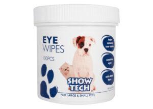 Show Tech Eye Wipes 100 pcs