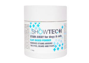 Show Tech+ Stain Away 100g